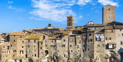 REGIONE LAZIO - Valorizzazione del patrimonio culturale dei piccoli comuni del Lazio