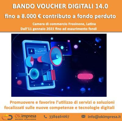 Voucher digitali 14.0