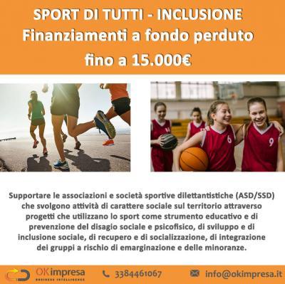 Sport di tutti - Inclusione