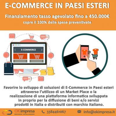 E-commerce paesi esteri